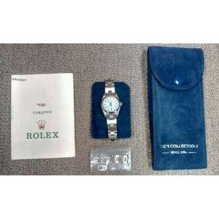 Stainless Steel Oyster Perpetual Rolex Watch – FOR 128K ONLY!