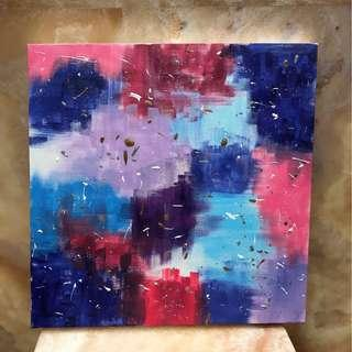 Acrylic Painting - Abstract Art