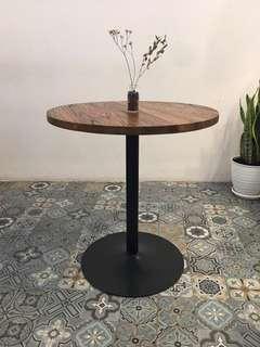 Meja Cafe Round / bulat