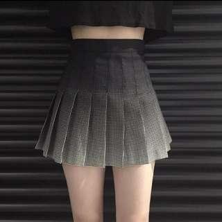🚚 PO: Pleated Gradient Skirt