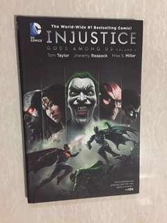 Injustice: Gods Among Us Vol. 1 (Hardbound)