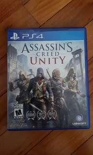 Assassin Creed unity PS4