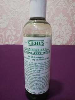 Kiehl's cucumber Toner