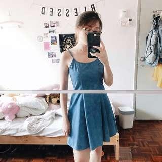 MINKPINK Denim Dress