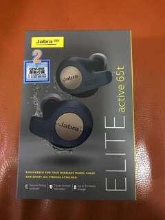 Jabra Elite Active 65T 藍芽耳機