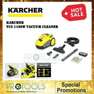 KARCHER VACUUM CLEANER VC 2