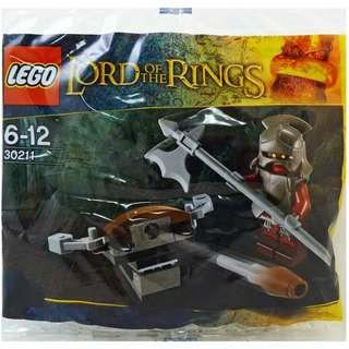 Lego Lord Of athe Ring - Uruk Hai Polybag (Retired Product)