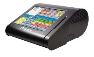 Mesin Kasir / POS merk Raptor. Type Raptor Mini. Komplit dengan printer dan cash drawer