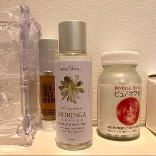 (Evershine) Moringa Face Wash