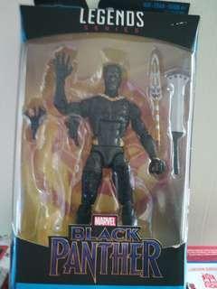 Marvel Legends Black Panther Erik Killmonger