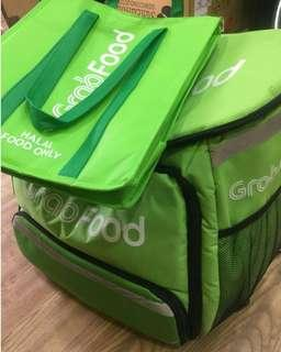 Grabfood Thermal Bags
