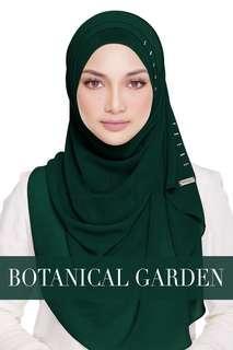 Preloved Naelofar Hijab Queen Warda