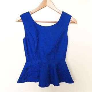 Evernew Blue Top