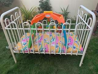 Metal crib for sale