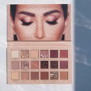 全新HUDA Beauty Nude palette