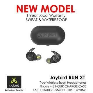 JAYBIRD RUN XT TRUE WIRELESS EARPHONE