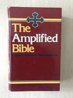 Amplified Bible (Hardcover)