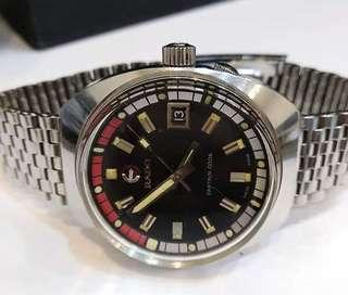 Vintage Rado Captain Cook Automatic Stainless Steel 36mm