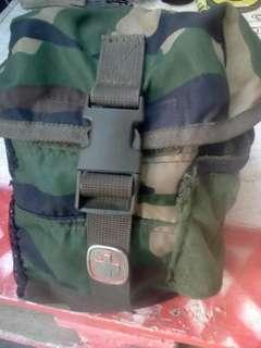 Army posh beg #handmate