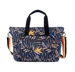 DESIGUAL 2IN1bag (crossbody bag & tote bag) - NEGO (po max. 7hari)