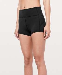 Lululemon In Movement Shorts