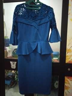 Dress cantik sekali pakai