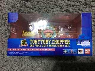 TonyTony Chopper 20th anniversary Ver. Figuarts Zero