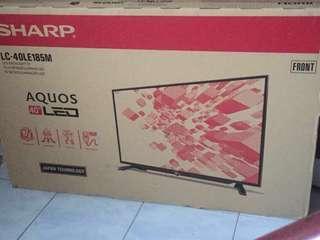 Tv sharp 32 inci baru