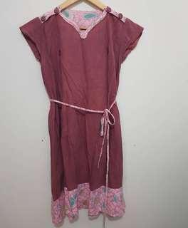 Emeno nursing dress baju menyusui