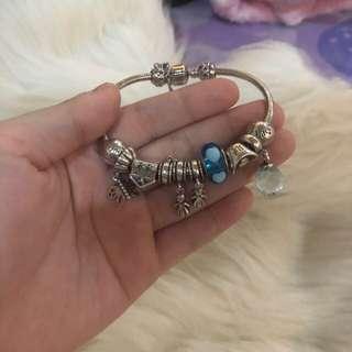 Bundle Authentic Pandora Bracelet
