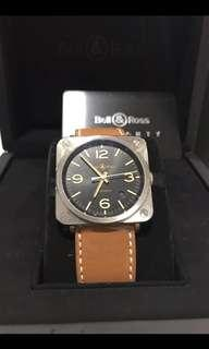 Bell & Ross BRS-92 Golden Heritage