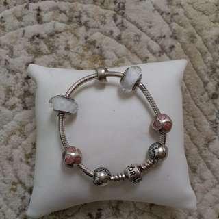 Pandora s 925 bracelet