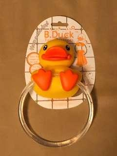 B.Duck towel hanger 毛巾掛架