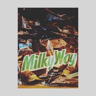 Milky Way Fun Size Pack