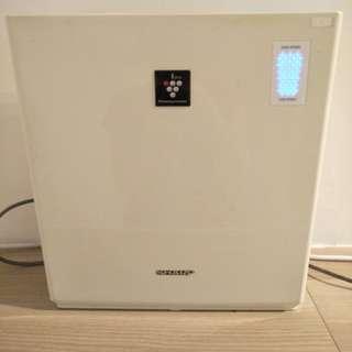 SHARP Air Purifier (FU-A28E-W)