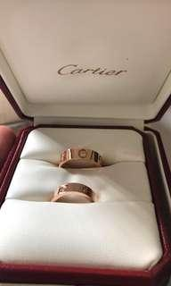 🔥Cartier 18K Gold Love Ring