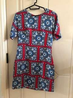 🚚 Pattern Dress