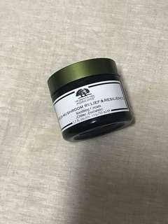 Origins 靈芝菇菌面霜 50ml mushroom relief & resilience soothing cream