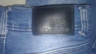 Crocodile Jeans ukuran 27