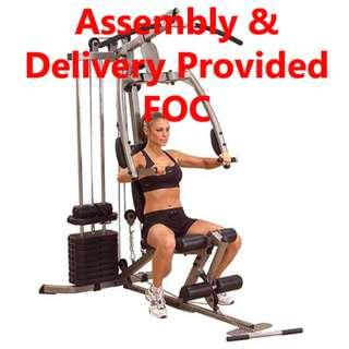 Multi Gym Weight Set Clearance (Showroom Display Set)