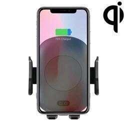 🚚 C10 QI Wireless Charger 10W Automatic Car Phone Holder