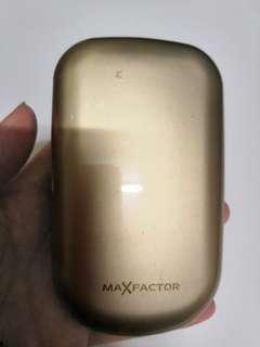 Max Factor 粉餅