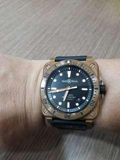 B&R Diver Bronze LE