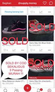 Sold By COD borongan 3 pasang