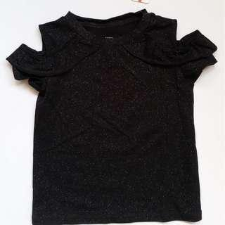 Factory New Children Girl Top Age 2-7