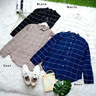 Marissa SQUARE Basic Shirt