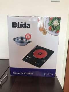 Elida Infrared Cooker