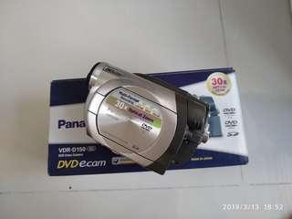 Panasonic VDR-D150 DVD VIDEO CAMERA