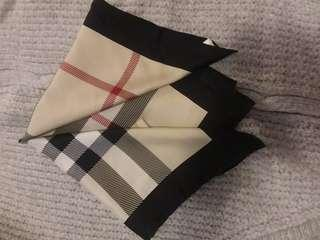Burberry scarf 100% automatically and new