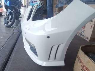 w212 e63 used front bumper